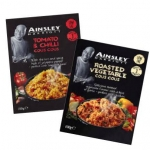 Duo of Ainsley's cous cous (v)