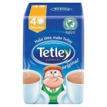 Tetley Tea original 40 bags
