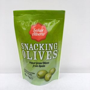 snacking olives 75g