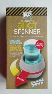 Shot spinner game