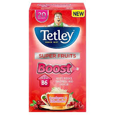 Tetley Boost Tea