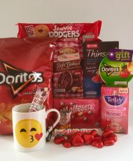 the ultimate valentines gift parcel