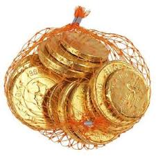 net of gold coins